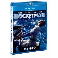 ロケットマン ブルーレイ+DVD<英語歌詞字幕付き>【BLU-RAY DISC】
