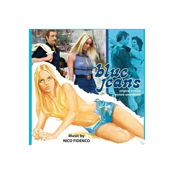 サウンドトラック(サントラ) / Blue Jeans【CD】