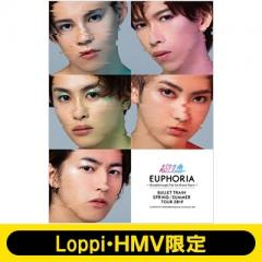 超特急 / 《Loppi・HMV限定盤》 BULLET TRAIN SPRING / SUMMER TOUR 2019 EUPHORIA ~Breakthrough,  The Six Brave Stars~ at PACIFICO YOKOHAMA National Convention Hall【BLU-RAY DISC】