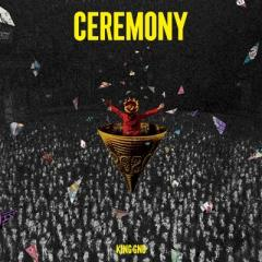 King Gnu / CEREMONY 【初回生産限定盤】(+Blu-ray)【CD】