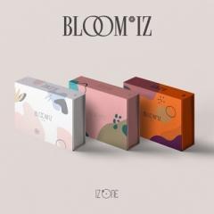 IZ*ONE / 1集:  BLOOM*IZ (ランダムカバー・バージョン)【CD】