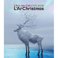 L'Arc~en~Ciel ラルクアンシエル / LIVE 2018 L'ArChristmas 【Blu-ray通常盤】【BLU-RAY DISC】
