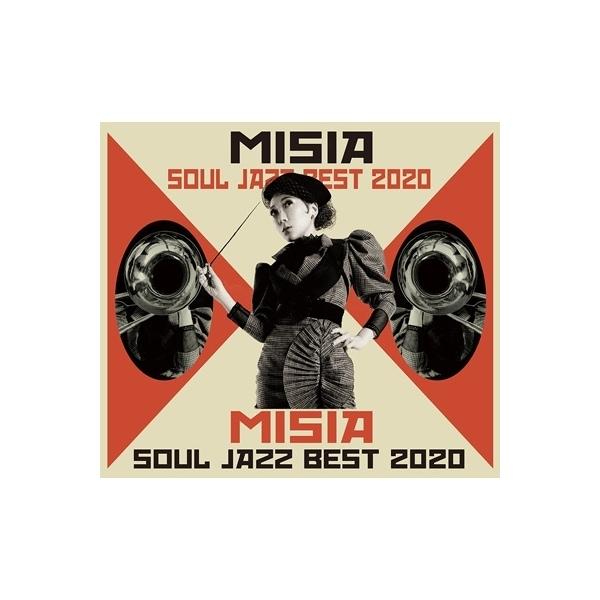 Misia ミーシャ / MISIA SOUL JAZZ BEST 2020 【初回生産限定盤A】(+Blu-ray)【CD】