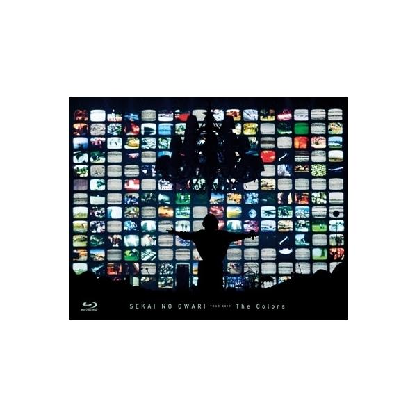 SEKAI NO OWARI / The Colors (Blu-ray)【BLU-RAY DISC】
