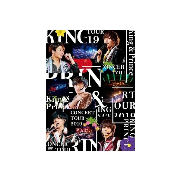 King & Prince / King  &  Prince CONCERT TOUR 2019 【初回限定盤】(Blu-ray)【BLU-RAY DISC】