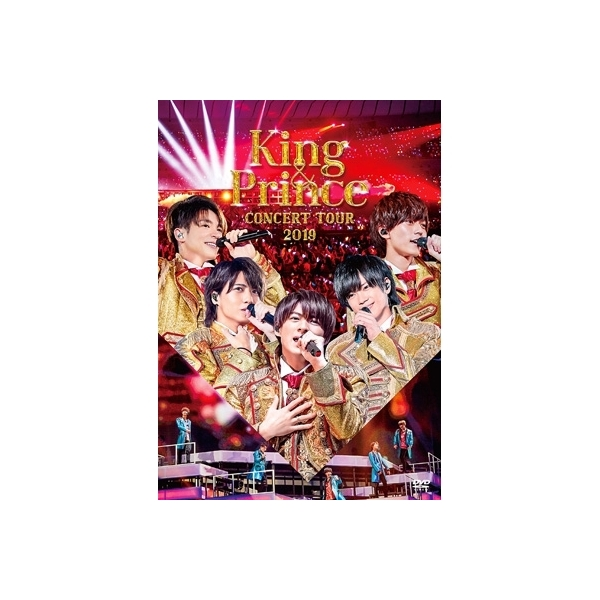 【送料無料】 King & Prince / King  &  Prince CONCERT TOUR 2019 (Blu-ray)【BLU-RAY DISC】