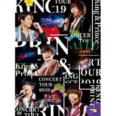 King & Prince / King  &  Prince CONCERT TOUR 2019 【初回限定盤】【DVD】