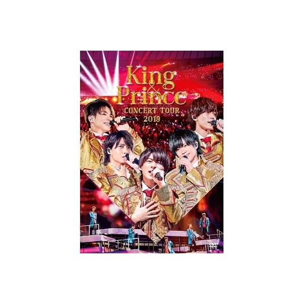 King & Prince / King  &  Prince CONCERT TOUR 2019【DVD】