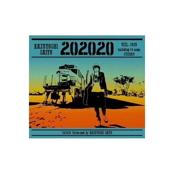【送料無料】 斉藤和義 サイトウカズヨシ / 202020 【初回限定盤】(+DVD)【CD】