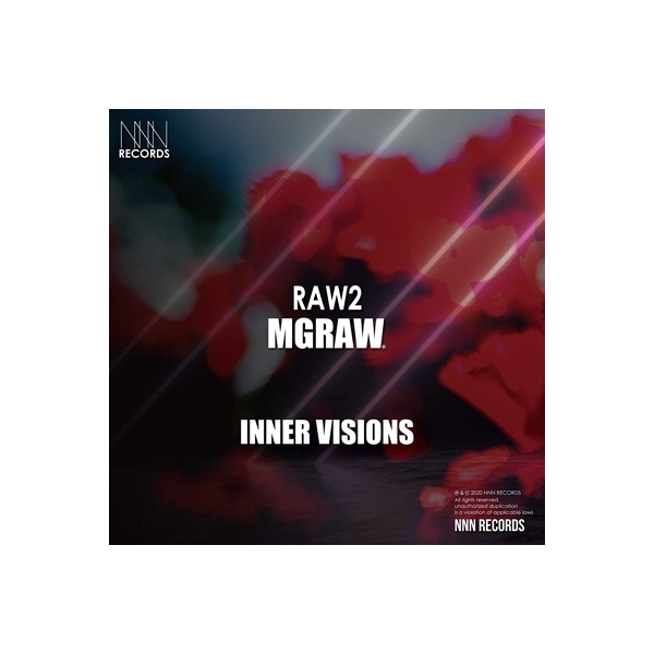 MGRAW / INNER VISIONS -RAW2-【CD】