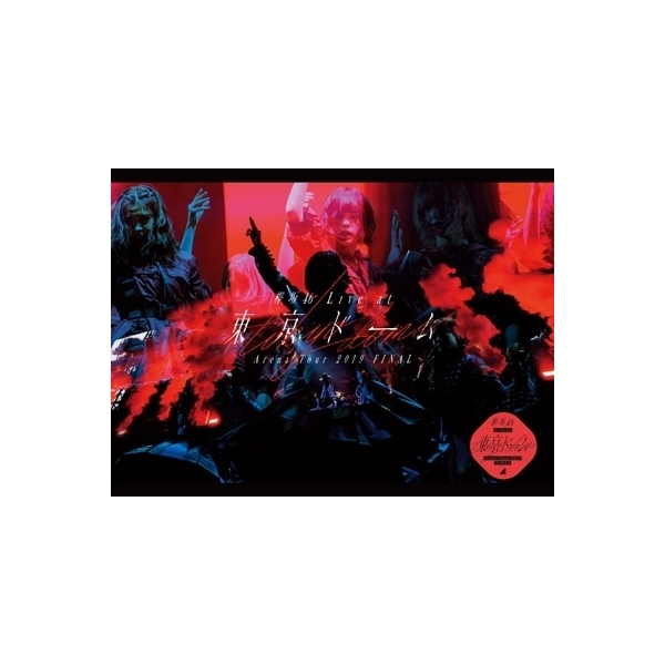 欅坂46 / 欅坂46 LIVE at 東京ドーム ~ARENA TOUR 2019 FINAL~ 【初回生産限定盤】(2Blu-ray)【BLU-RAY DISC】