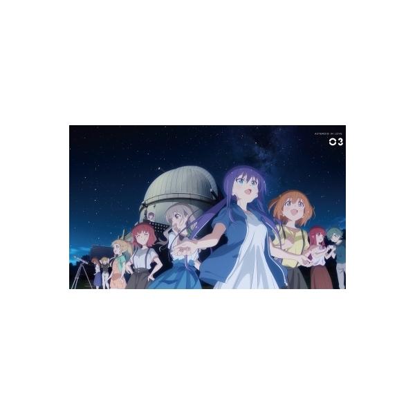 【送料無料】 恋する小惑星 Vol.3【BLU-RAY DISC】