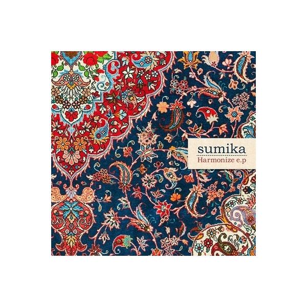 sumika / Harmonize e.p 【初回生産限定盤】(+DVD)【CD Maxi】