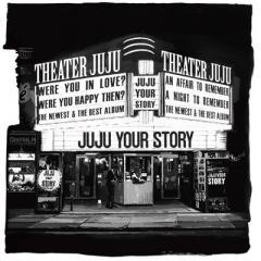 【送料無料】 JUJU / YOUR STORY 【初回生産限定盤】(+DVD)【CD】