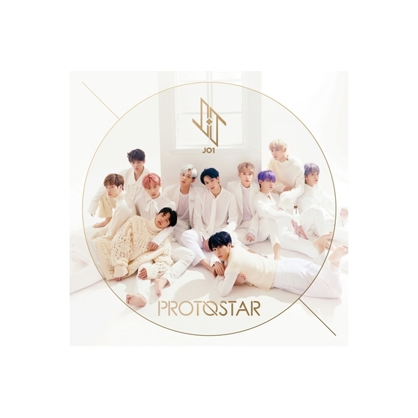 JO1 / PROTOSTAR 【初回限定盤 Type-A】(CD+DVD)【CD Maxi】