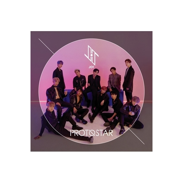 JO1 / PROTOSTAR 【初回限定盤 Type-B】(CD+フォトブックレット)【CD Maxi】