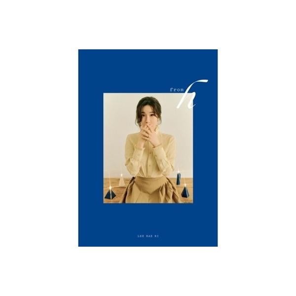 イ・ヘリ(Davichi) / 2nd Mini Album:  From H【CD】