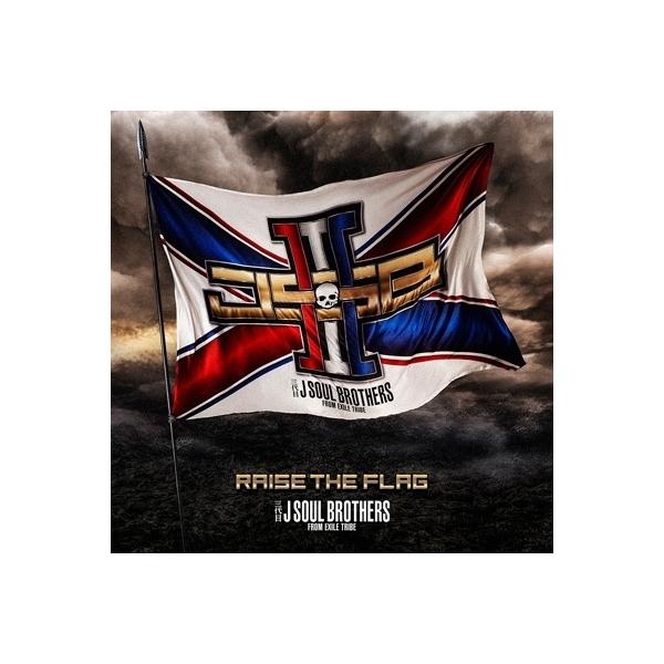 【送料無料】 三代目 J SOUL BROTHERS from EXILE TRIBE / RAISE THE FLAG (ALBUM+DVD & DVD2枚組)【CD】