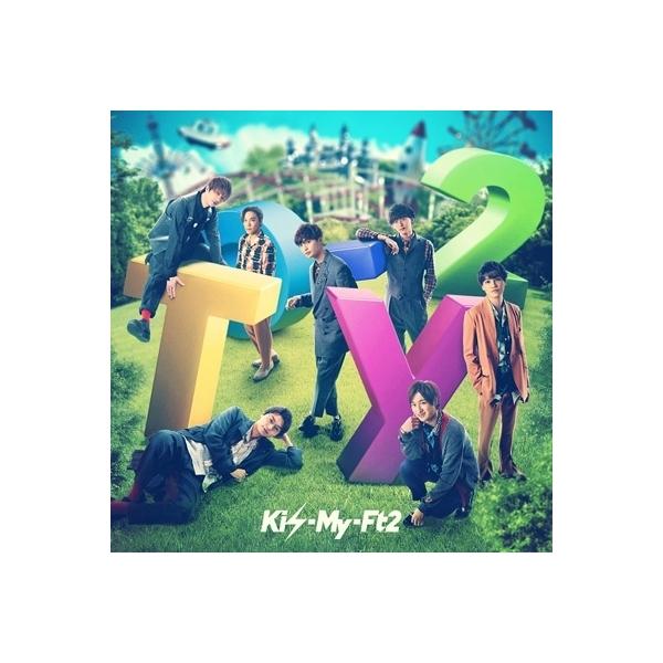 【送料無料】 Kis-My-Ft2 / To-y2【CD】