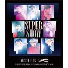 """【送料無料】 Super Junior スーパージュニア / SUPER JUNIOR WORLD TOUR """"SUPER SHOW 8:  INFINITE TIME"""" in JAPAN (Blu-ray)【BLU-RAY DISC】"""