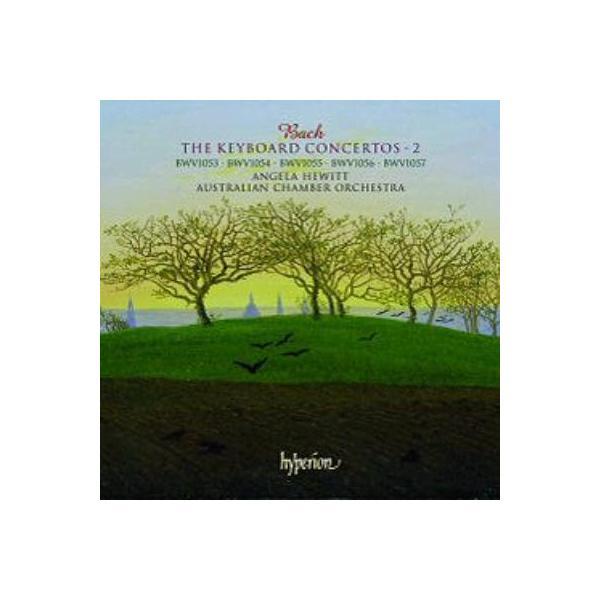 Bach, Johann Sebastian バッハ / 鍵盤楽器のための協奏曲集II ヒューイット(p)トネッティ&オーストラリア室内管【CD】
