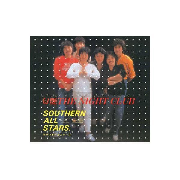Southern All Stars サザンオールスターズ / 匂艶 THE NIGHT CLUB【CD Maxi】