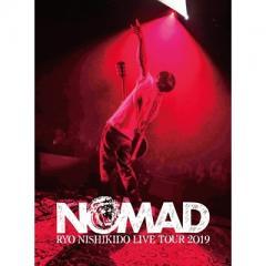 """【送料無料】 錦戸亮 ニシキドリョウ / 錦戸亮 LIVE TOUR 2019""""NOMAD""""【初回限定盤】(2Blu-ray+フォトブック)【BLU-RAY DISC】"""
