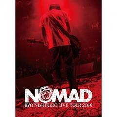 """【送料無料】 錦戸亮 ニシキドリョウ / 錦戸亮 LIVE TOUR 2019""""NOMAD""""【初回限定盤】(2DVD+フォトブック)【DVD】"""
