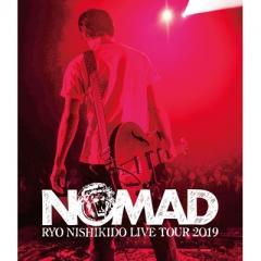 """【送料無料】 錦戸亮 ニシキドリョウ / 錦戸亮 LIVE TOUR 2019""""NOMAD""""(Blu-ray+CD)【BLU-RAY DISC】"""