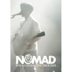 """【送料無料】 錦戸亮 ニシキドリョウ / 錦戸亮 LIVE TOUR 2019""""NOMAD""""(DVD+CD)【DVD】"""