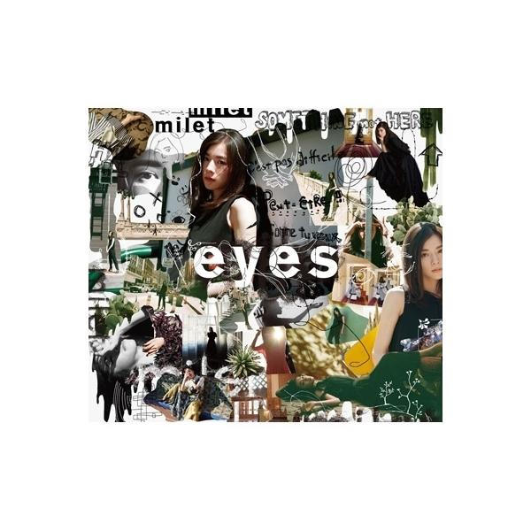 【送料無料】 milet / eyes 【初回生産限定盤A】(+Blu-ray)【CD】