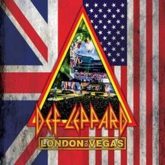 【送料無料】 Def Leppard デフレパード / London To Vegas (Deluxe Box) (2Blu-ray+4CD)【BLU-RAY DISC】