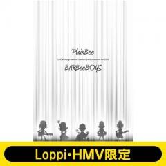 【送料無料】 BARBEE BOYS バービーボーイズ / 【HMV・Loppi限定】 PlainBee (Blu-ray)【BLU-RAY DISC】