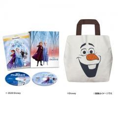【送料無料】 【HMV・Loppi限定グッズ付き】アナと雪の女王2 MovieNEX コンプリート・ケース付き(数量限定)【BLU-RAY DISC】