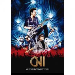 【送料無料】 布袋寅泰 ホテイトモヤス / GUITARHYTHM VI TOUR 【初回生産限定Complete Edition】(2Blu-ray+2CD)【BLU-RAY DISC】