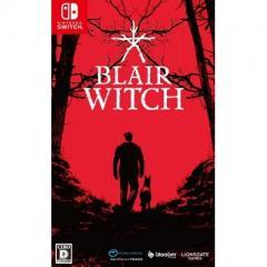 【送料無料】 【Nintendo Switch】ブレア・ウィッチ 日本語版 通常版の画像