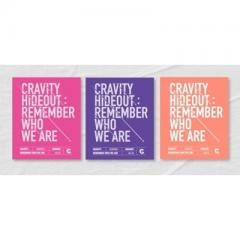 CRAVITY / CRAVITY SEASON1 HIDEOUT:  REMEMBER WHO WE ARE (ランダムカバー・バージョン)【CD】