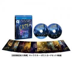 【送料無料】 キャッツ ブルーレイ+DVD【BLU-RAY DISC】