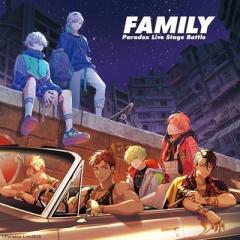 "cozmez×悪漢奴等 / Paradox Live Stage Battle ""FAMILY""【CD Maxi】"