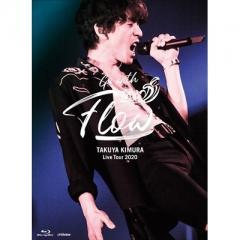 【送料無料】 木村拓哉 / TAKUYA KIMURA Live Tour 2020 Go with the Flow 【初回限定盤】(Blu-ray)【BLU-RAY DISC】