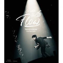 【送料無料】 木村拓哉 / TAKUYA KIMURA Live Tour 2020 Go with the Flow (Blu-ray)【BLU-RAY DISC】