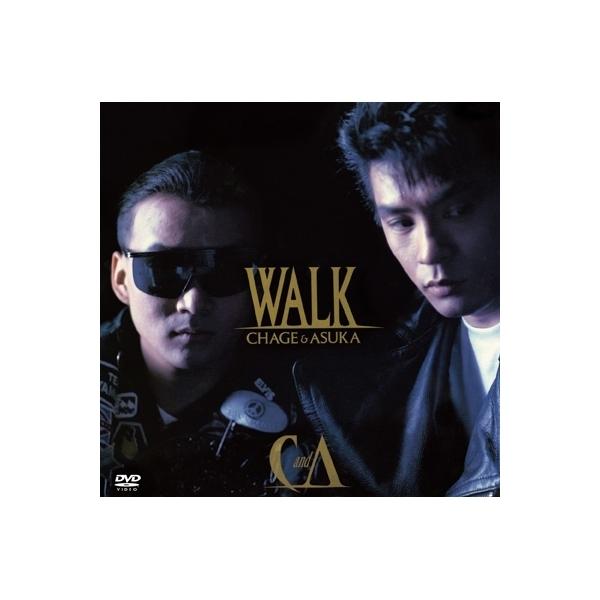 【送料無料】 CHAGE and ASKA チャゲアンドアスカ / WALK【DVD】