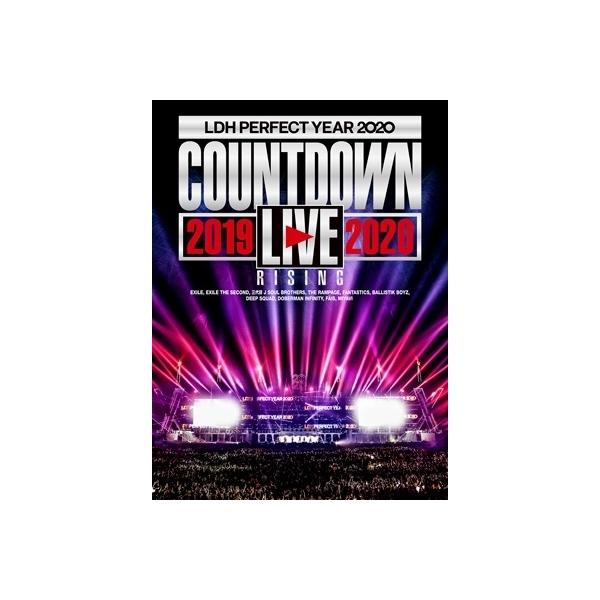 """【送料無料】 オムニバス(コンピレーション) / LDH PERFECT YEAR 2020 COUNTDOWN LIVE 2019→2020 """"RISING""""【DVD】"""