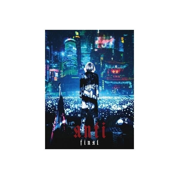 【送料無料】 HYDE (ラルクアンシエル) ハイド / HYDE LIVE 2019 ANTI FINAL 【初回限定盤】(2Blu-ray)【BLU-RAY DISC】