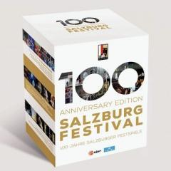 【送料無料】 Opera Classical / ザルツブルク音楽祭 100周年記念エディション~オペラ10作品(10BD)【BLU-RAY DISC】