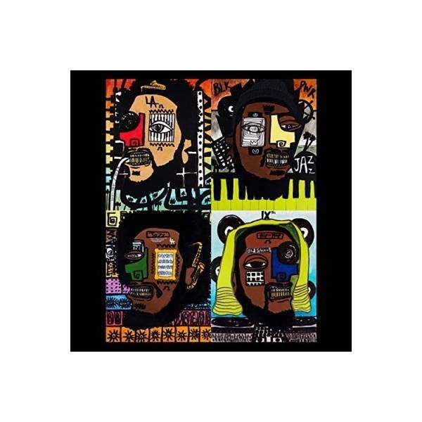 【送料無料】 Terrace Martin / Robert Glasper / 9th Wonder / Kamasi Washington / Dinner Party (アナログレコード)【LP】