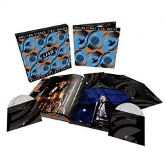 【送料無料】 Rolling Stones ローリングストーンズ / Steel Wheels Live <コレクターズ・セット>【限定盤】(Blu-ray+2DVD+3SHM-CD)【BLU-RAY DISC】