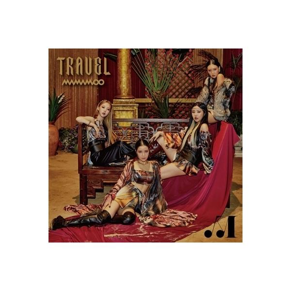 【送料無料】 MAMAMOO / TRAVEL -Japan Edition- 【初回限定盤A】(+DVD)【CD】