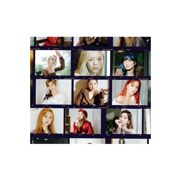 TWICE / BETTER 【初回限定盤A】(+DVD)【CD Maxi】