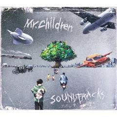 【送料無料】 Mr.Children / SOUNDTRACKS【CD】